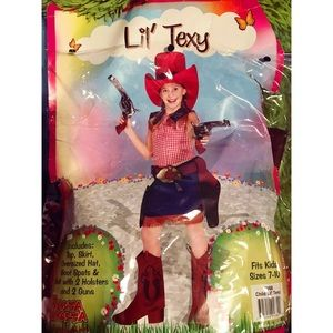 Lil Texy Kids Halloween Costume